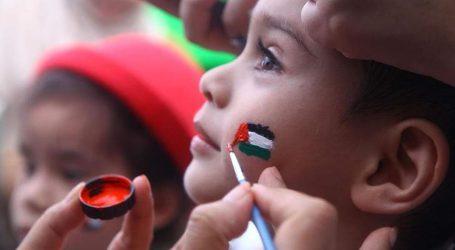 فلسطینی جھنڈا بنانے پر مقبوضہ بیت المقدس کا رہائشی فلسطینی بچہ گرفتار