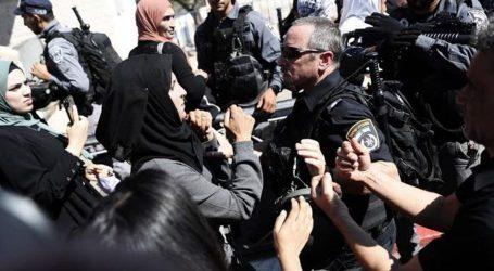اشتعال انگیز یہودی فلیگ مارچ کے دوران فلسطینیوں پر تشدد، 33 زخمی