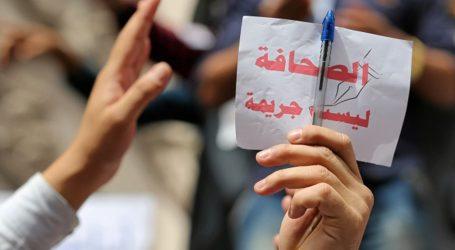 صحافیوں کا رام اللہ اتھارٹی کے مظالم پر عالمی برادری سے تحفظ کا مطالبہ