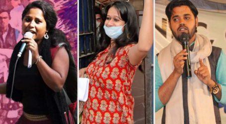 دہلی فسادات کے سلسلہ میں گرفتار آصف، دیوانگنا اور نتاشا کی درخواست ضمانت ہائی کورٹ سے منظور