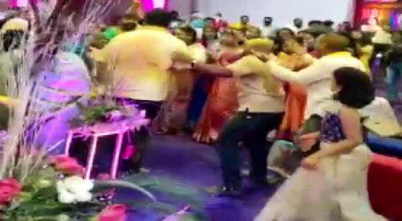 مہاراشٹر میں شادی کے دوران کورونا اصولوں کی خلاف ورزی، بی جے پی رکن اسمبلی کے خلاف ایف آئی آر