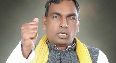 بی جے پی سے رشتہ توڑ چکے اوم پرکاش راجبھر نے کہا 'یوگی حکومت کی وداعی طے'