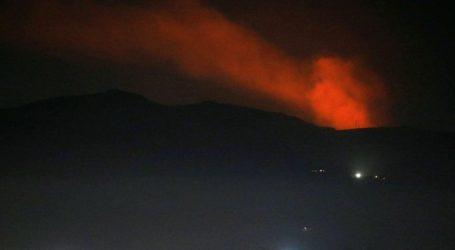 دمشق پر اسرائیلی فضائی حملہ، 07 غیر شامیوں سمیت 10 افراد ہلاک