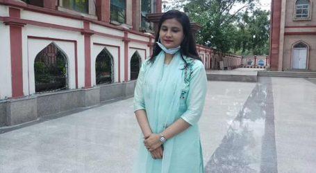 ریاست کی پہلی ڈی ایس پی بننے والی مسلم خاتون رضیہ سلطانہ نے کہا – برقع اور حجاب کسی لڑکی کی تعلیم میں بندش نہیں ہوتا