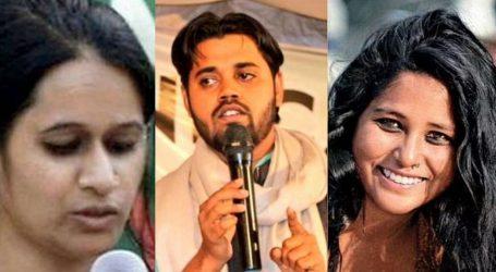 دہلی فساد: آصف اقبال تنہا اور نتاشا ناروال سمیت تینوں سماجی کارکنان کو راحت، عدالت کا فوری رہائی کا حکم
