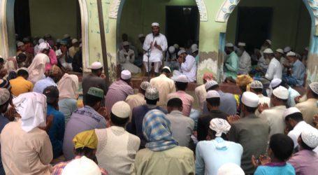 مفتی محفوظ الرحمن عثمانی کی علمی ، ملی اور سماجی میدان میں نمایاں خدمات ہے: مفتی محمد انصار قاسمی  مسجد بلال مدہوبنی میں تعزیتی اجلاس منعقد