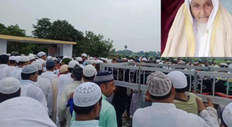 جمعیۃ علمائے ہندضلع سہرسہ کےصدرمولاناعبدالاحدکاانتقال مولانامحمودمدنی سمیت ملک کی مشہور شخصیات نے اظہارتعزیت کیا
