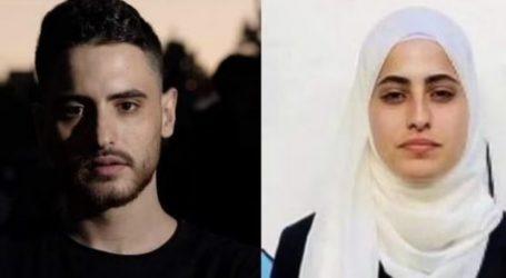 شیخ جراح سے فلسطینیوں کو بےگھر کرنے کے خلاف احتجاج جاری، احتجاجی فلسطینی جڑواں بہن بھائی گرفتار