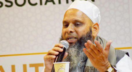 جناب عمر گوتم اور قاضی جہانگیر کی گرفتاری آئین کے خلاف ، سعودی عرب میں مقیم فضلائے دارالعلوم نے شدید مذمت کی