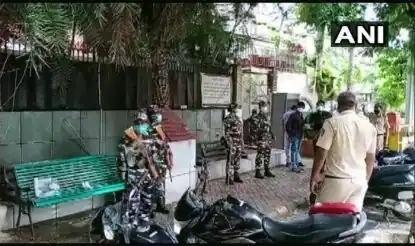 ای ڈی نے مہاراشٹرا کے سابق وزیر داخلہ انل دیشمکھ کے ناگپور اور ممبئی کے مقامات پر مارے چھاپے
