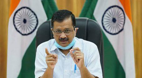 دہلی میں مارکٹ اور مال آڈ-ایون کی بنیادوں پر کھیلیں گے، کیجریال کا اعلان
