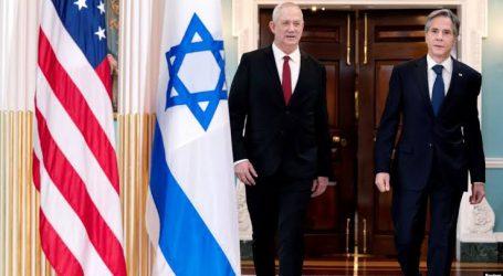 امریکہ نے اسرائیلی دہشت گردی کی پھر حمایت کی، وزیر دفاع کے دورہ کے بعد یہ بیان آیا سامنے