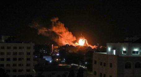 اسرائیل نے مسلسل دوسری رات بھی فائر بندی معاہدے کی خلاف ورزی کرتے ہوئے غزہ پر حملہ کیا