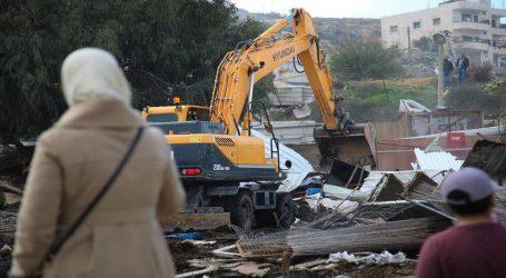 اسرائیل نے فلسطینیوں کے 11 مکانات کو کیا مسمار، درجنوں بے گھر