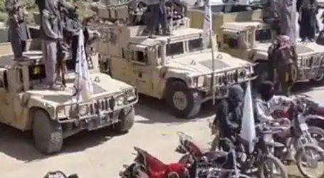 افغانستان: امریکہ کی 715 فوجی گاڑیوں سمیت بھاری اسلحے پر طالبان کا قبضہ