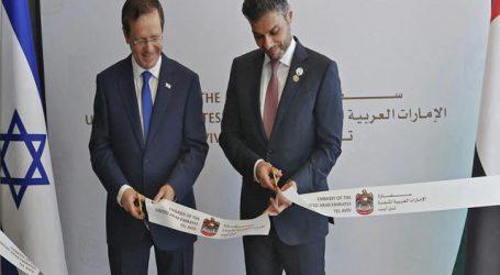 متحدہ عرب امارات نے اسرائیل میں اپنے سفارت خانے کا افتتاح کردیا