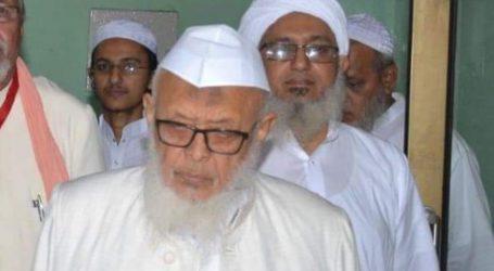 مولانا محمود مدنی کی جمعیت نے اتفاق رائے سے مولانا ارشد مدنی کو امیر الہند منتخب کیا، مولانا سلمان منصورپوری نائب امیر