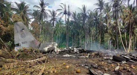 فلپائن میں طیارہ حادثہ، اب تک 45 افراد ہلاک