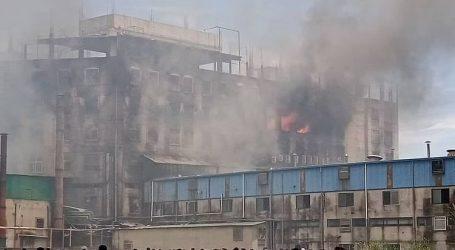 بنگلہ دیش: ایک فیکٹری میں لگی زبردست آگ سے 52 افراد ہلاک، درجنوں زخمی