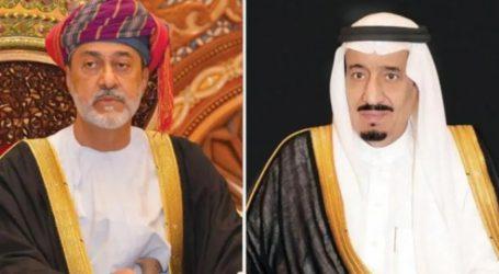 عمان کے سلطان کا دورہ سعودی عرب دونوں ممالک کے درمیان نئے افق کا آغاز ہوگا: العجلان