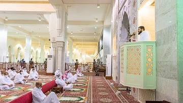 اللہ کی طرف سے آزمائش آتی ہے تو صبر کرنا زمین کی خوبصورتی ہے: شیخ بندر بن عبد العزیز بلیلہ