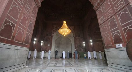 عیدالاضحیٰ: کووڈ ضابطوں نے عیدگاہوں کو کیا سنسان، شاہی جامع مسجد دہلی بھی خالی خالی