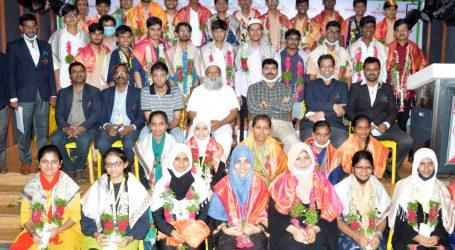شاہین پی یو کالج بیدر کے شاندار نتائج، 52 طلبا نے صد فیصد نشانات حاصل کرتے ہوئے کی تاریخ رقم