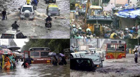 مہاراشٹر کے قیامت خیز سیلاب متاثرین کی مدد کے لیے اہل خیر حضرات سے جمعیۃ علماء ہند کی اپیل