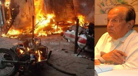 مالیگاؤں 2008 بم دھماکہ معاملہ: کرنل پروہت کو بحث کرنے کے لیئے جنتا وقت دیا گیا اتنا وقت متاثرین کو بھی ملنا چاہئے: سینئر ایڈوکیٹ بی اے دیسائی