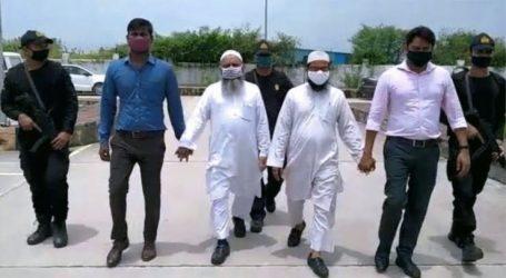 عمر گوتم اور مولانا جہانگیر قاسمی کی ریمانڈ مکمل، جیل بھیجا گیا  ای ڈی کا دعویٰ، عمر گوتم اور ان سے وابستہ تنظیموں کو کروڑوں روپے کا چندہ ملا