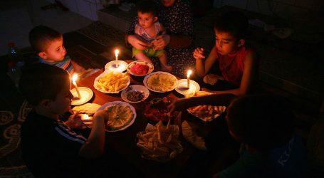اسرائیلی پابندیوں کے باعث غزہ کے 80 فی صد عوام بجلی سے محروم