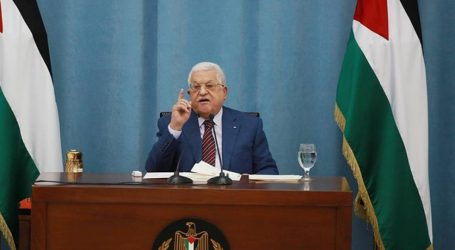 اسرائیل کو قبضے کا خاتمہ کرنے کے لیے ایک سال کی مہلت دے رہے ہیں: صدر محمود عباس