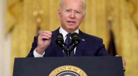 امریکہ کا افغانستان سے نکلنا بہترین اور درست فیصلہ، بائیڈن نے امریکی عوام کو جواب دیا