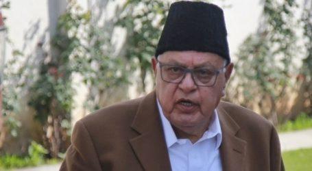 افغانستان میں 'اسلامی حکومت' کے حوالے سے فاروق عبداللہ کے بیان پر بی جے پی ناراض
