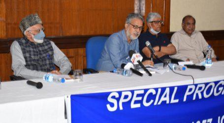 ہندوستان کے پہلے شہید صحافی مولوی محمد باقر کو پریس کلب آف انڈیا نے خراج عقیدت پیش کیا