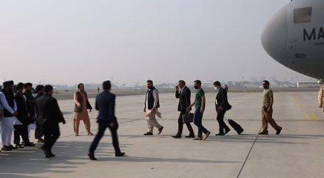 ڈبلیو ایچ او سربراہ گیبریوسس طالبان قیادت سے ملاقات کے لیے کابل پہنچے، کئی اہم ایشوز پر ہوگا تبادلۂ خیال