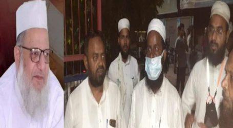 یوپی: مشہور عالم دین مولانا کلیم صدیقی سمیت 4 افراد میرٹھ سے گرفتار