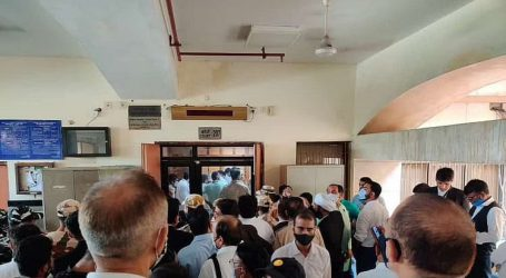 دہلی: عدالتی کارروائی کے دوران گینگ وار، تین بدمعاش ہلاک