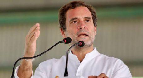 آسام تشدد: اگر سب کے لیے نہیں ہے تو کیسی آزادی؟، راہل گاندھی کا حکومت پر طنز